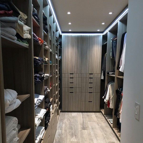 Top 30 Masculine Bedroom Part 2: Top 100 Best Closet Designs For Men - Part Two