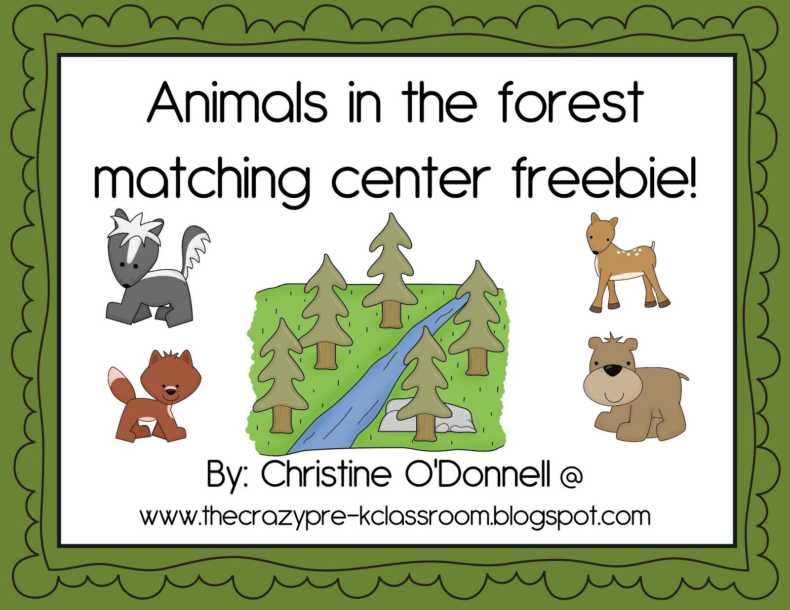 Animal Habitats Printables Animal And Habitat Teaching Ideas For Pre K And A Fre Free Science Lesson Science Experiments Kids Elementary Science Art Projects [ 1237 x 1600 Pixel ]