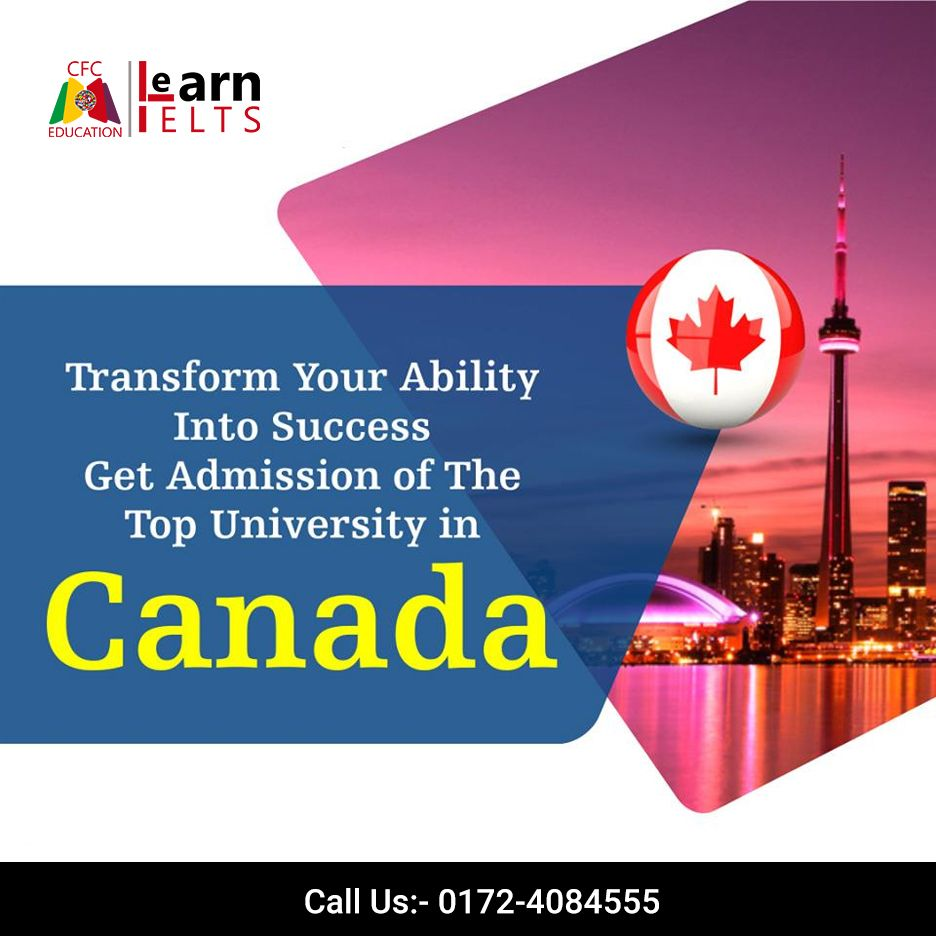 Canada has an ideal place for higher education