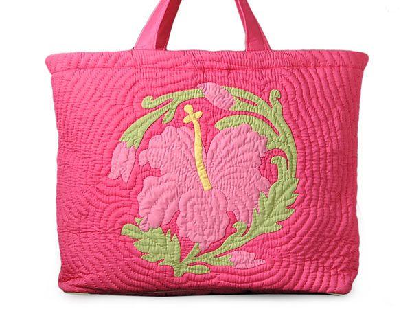 Habiscus bag. http://item.rakuten.co.jp/miu-mint/hbg00076/ | Quilts ...