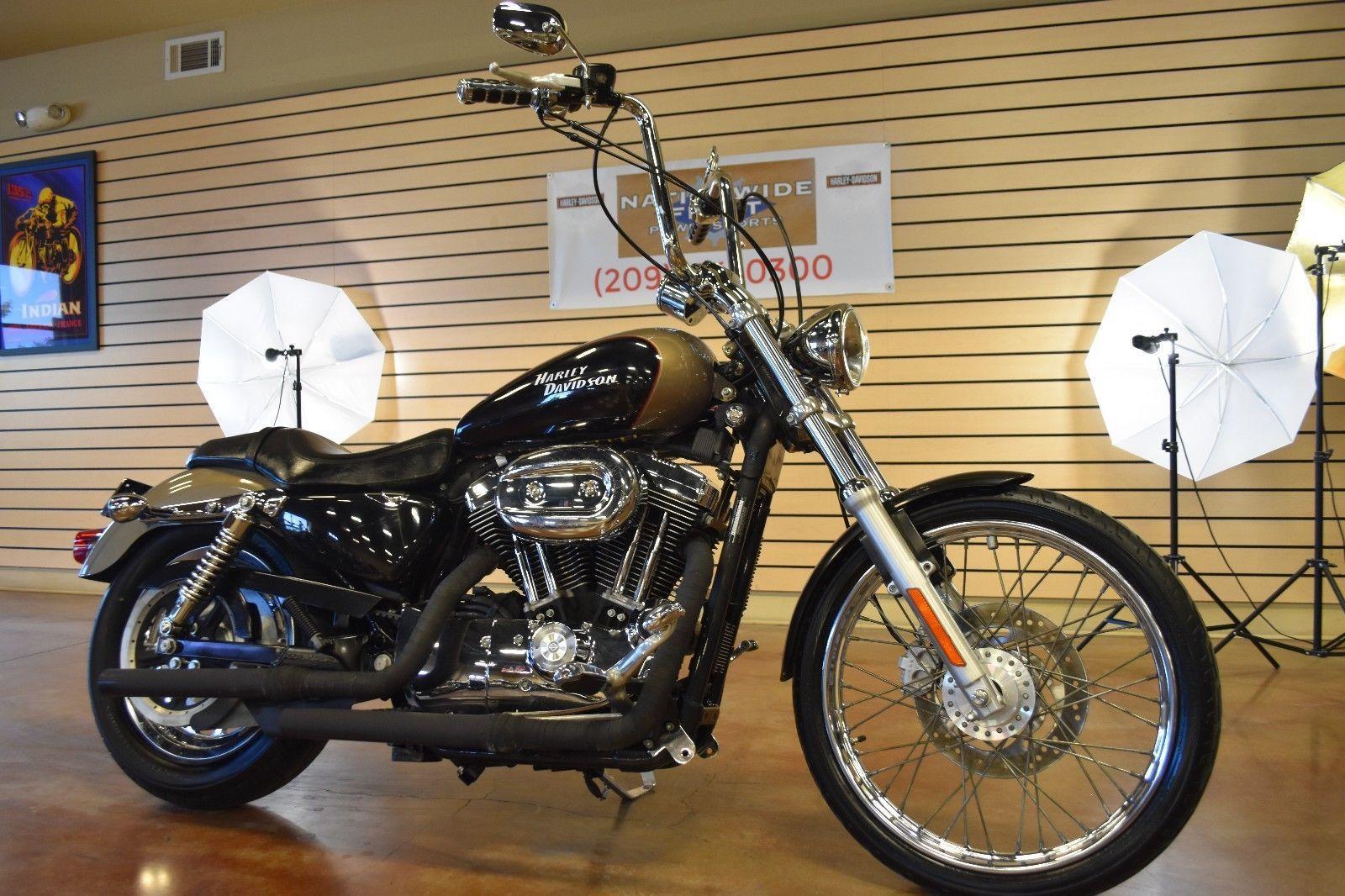 eBay: 2004 Harley-Davidson Sportster 2004 Harley Davidson Sportster XL 1200  C Custom XL1200C
