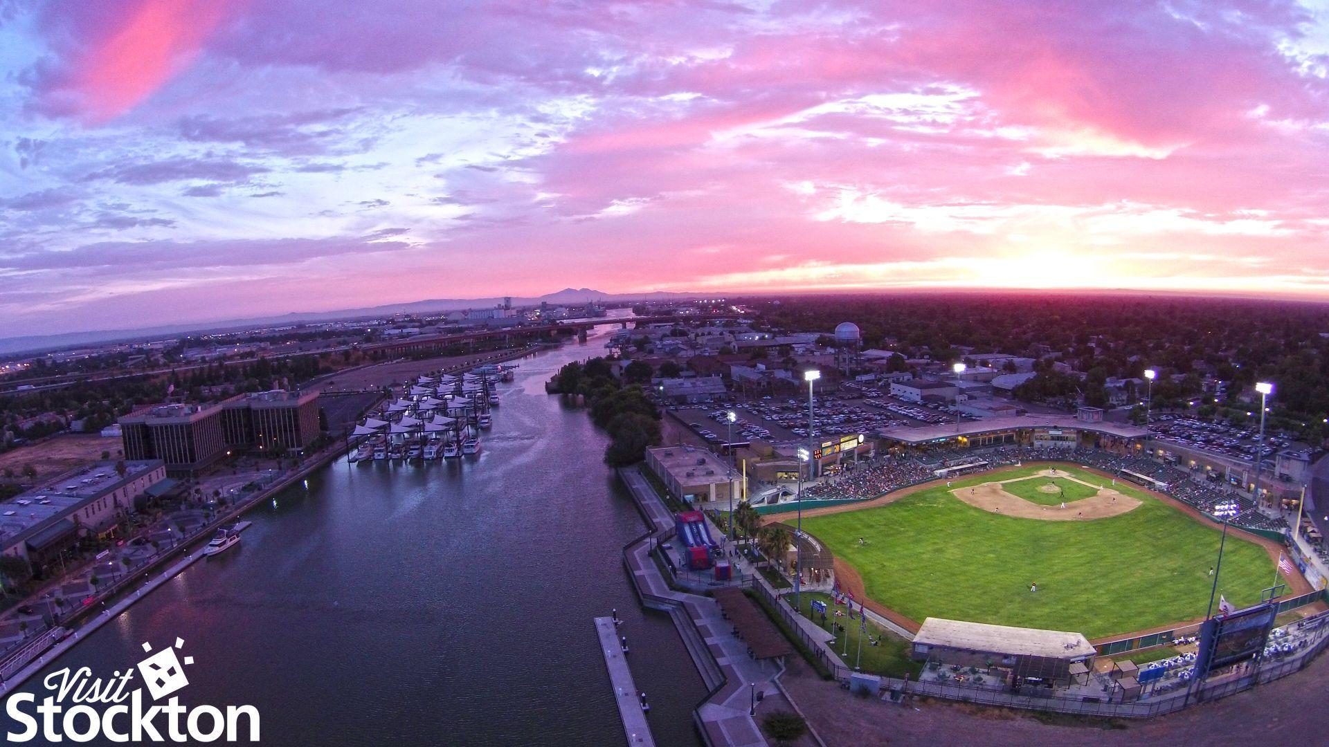Stockton Ports Ball Field And Delta San Joaquin County Trip Advisor Visit Usa