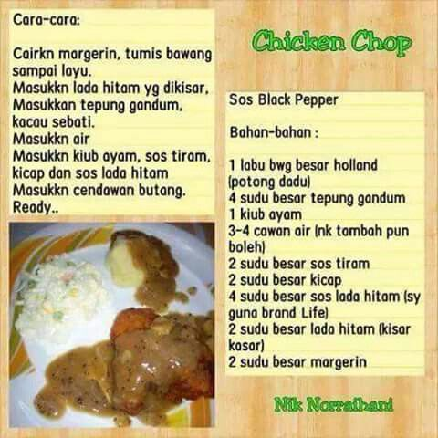 Chicken Chop Homemade Recipes Cooking Recipes Cooking