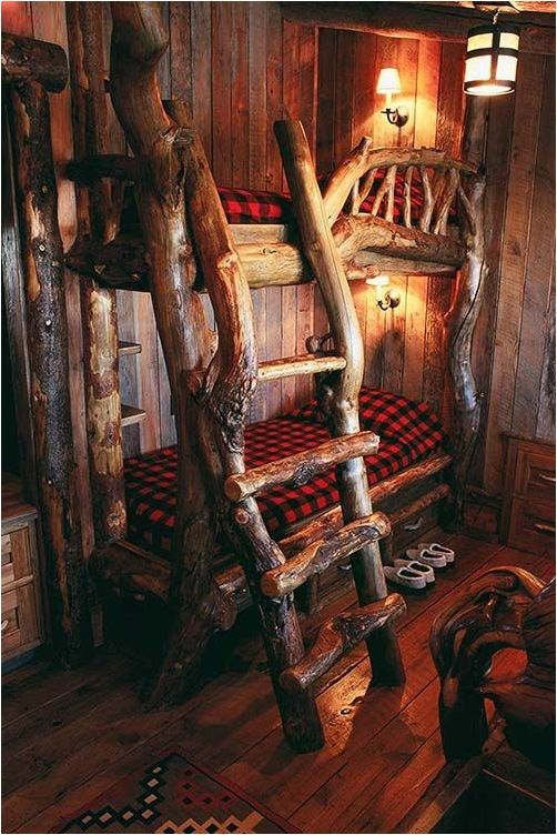 Warm And Rustic Bedroom Ideas Will Make You Comfortable