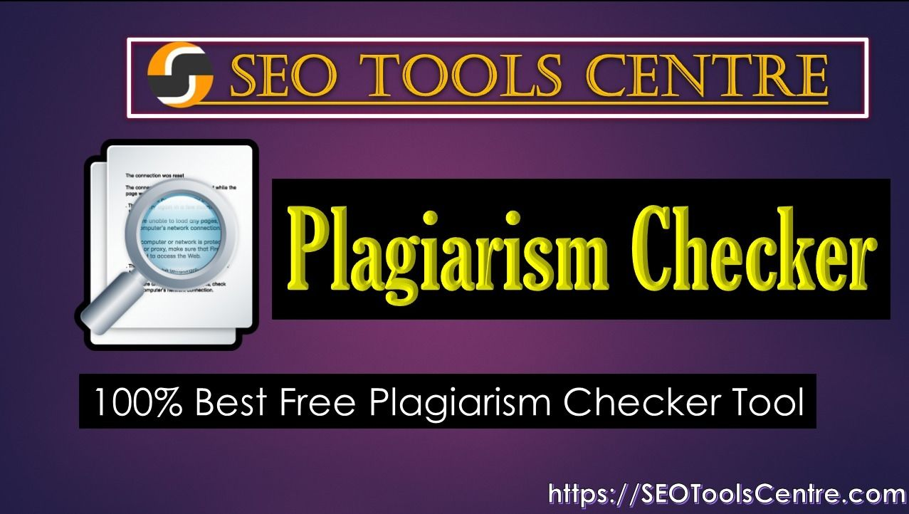 Thi Site Show Student If They Plagiarized Or Not By Giving Them A Percentage It Will Highlight What I Plagiar Free Seo Tool Plagiarism Checker Informative Paraphrasing