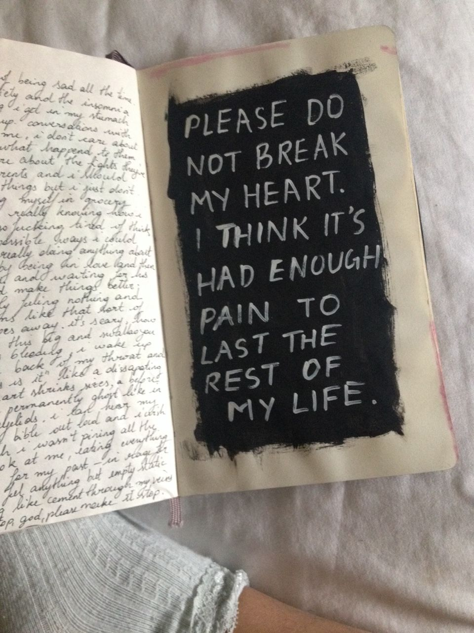Quotes Journal Diff Quote But Cool Idea  Black And White  Pinterest  Keaton