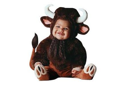 322c33bcca disfraces para bebes animales toro