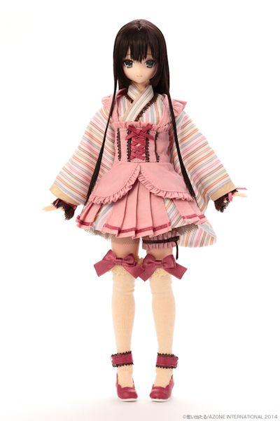 madoka magica blythe | Puella Magi Madoka Magica: Homura Akemi 1/3 Hybrid Azone Doll [New ...