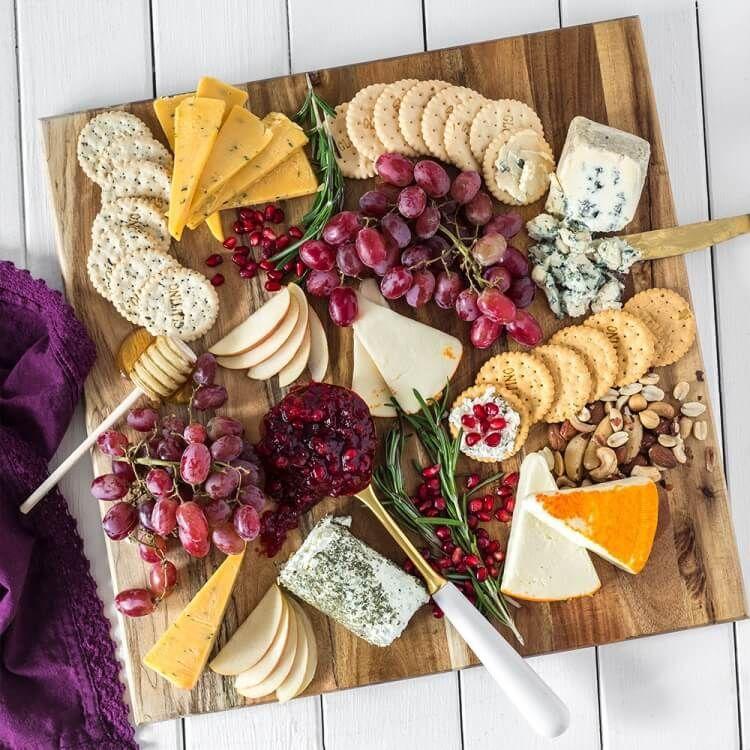 Plateau De Fromages Comment Faire Cartonner Une Table De Fete Plateau De Fromage Aperitifs Au Fromage Alimentation