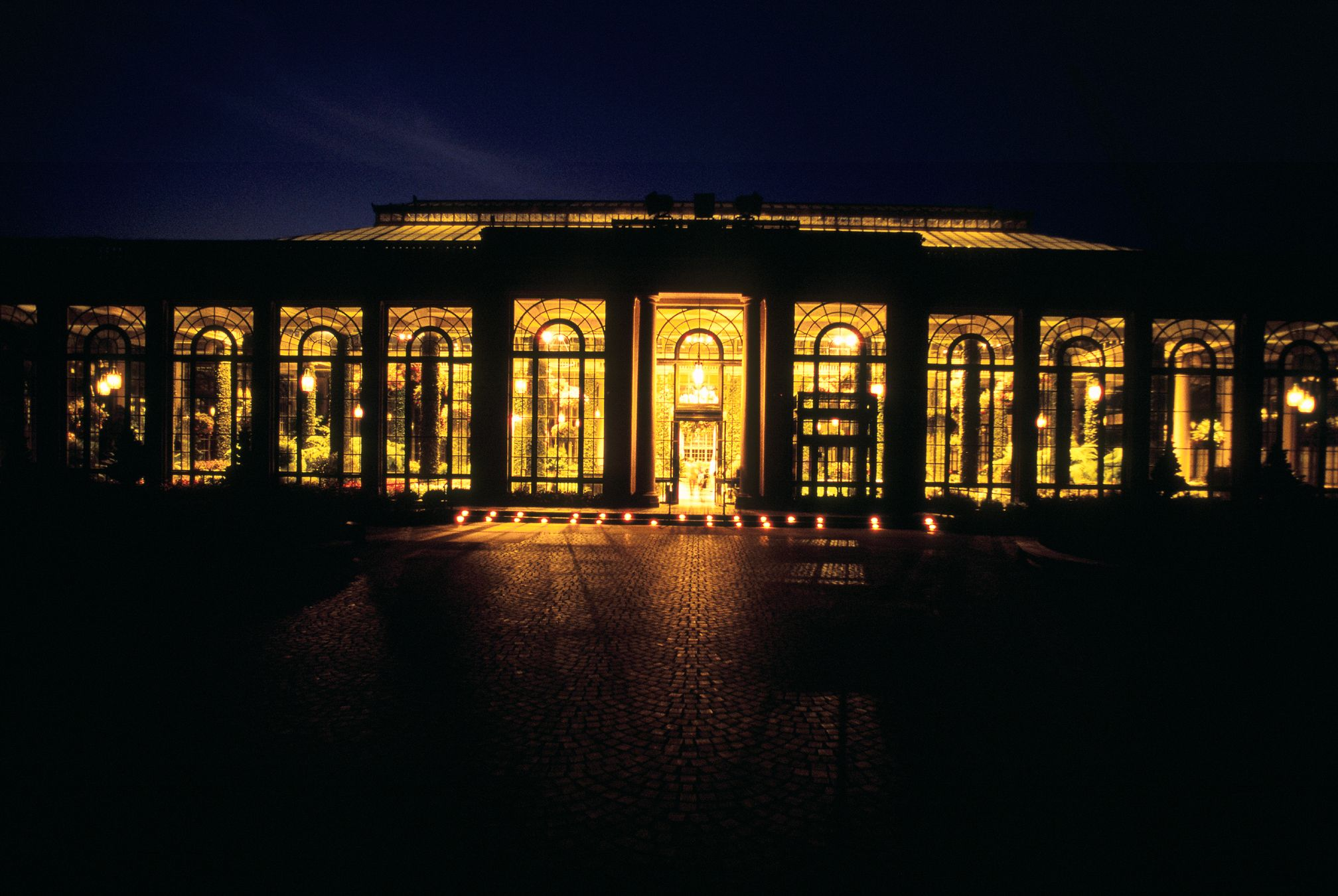 The Orangery at Longwood Gardens