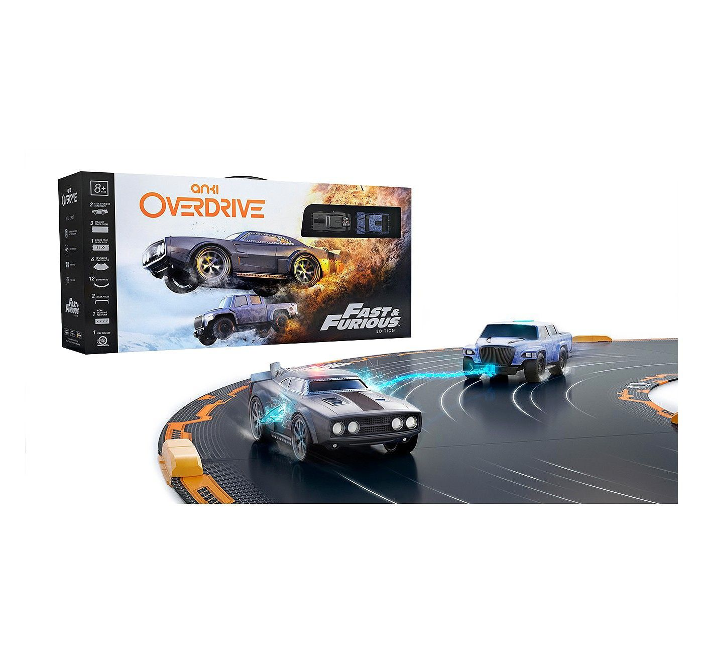 Anki OVERDRIVE Fast Fast and furious, Super cars