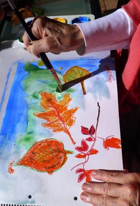 El arte en adultos mayores Para los adultos mayores, los obstáculos que se presentan son más fuertes los que nos impone la sociedad que los que podemos encontrar en nosotros mismos.