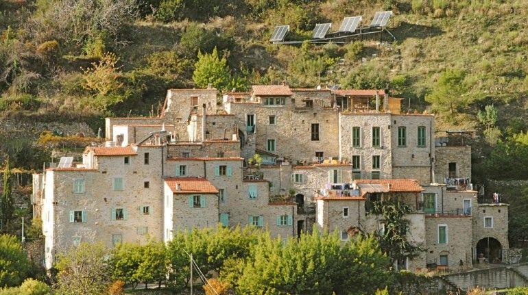 Ecovillaggio Torri Superiore – Green Accommodation in Ventimiglia, Imperia, Liguria, IT