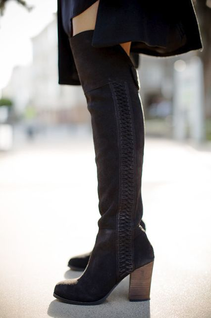 Perfect outfits for your favorite fall & winter boots