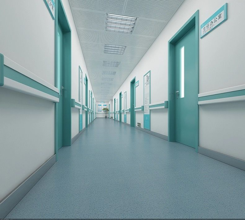 Non Direction Homogeneous Vinyl Flooring For Hospital In 2020 Vinyl Flooring Natural Flooring Vinyl Floor Covering