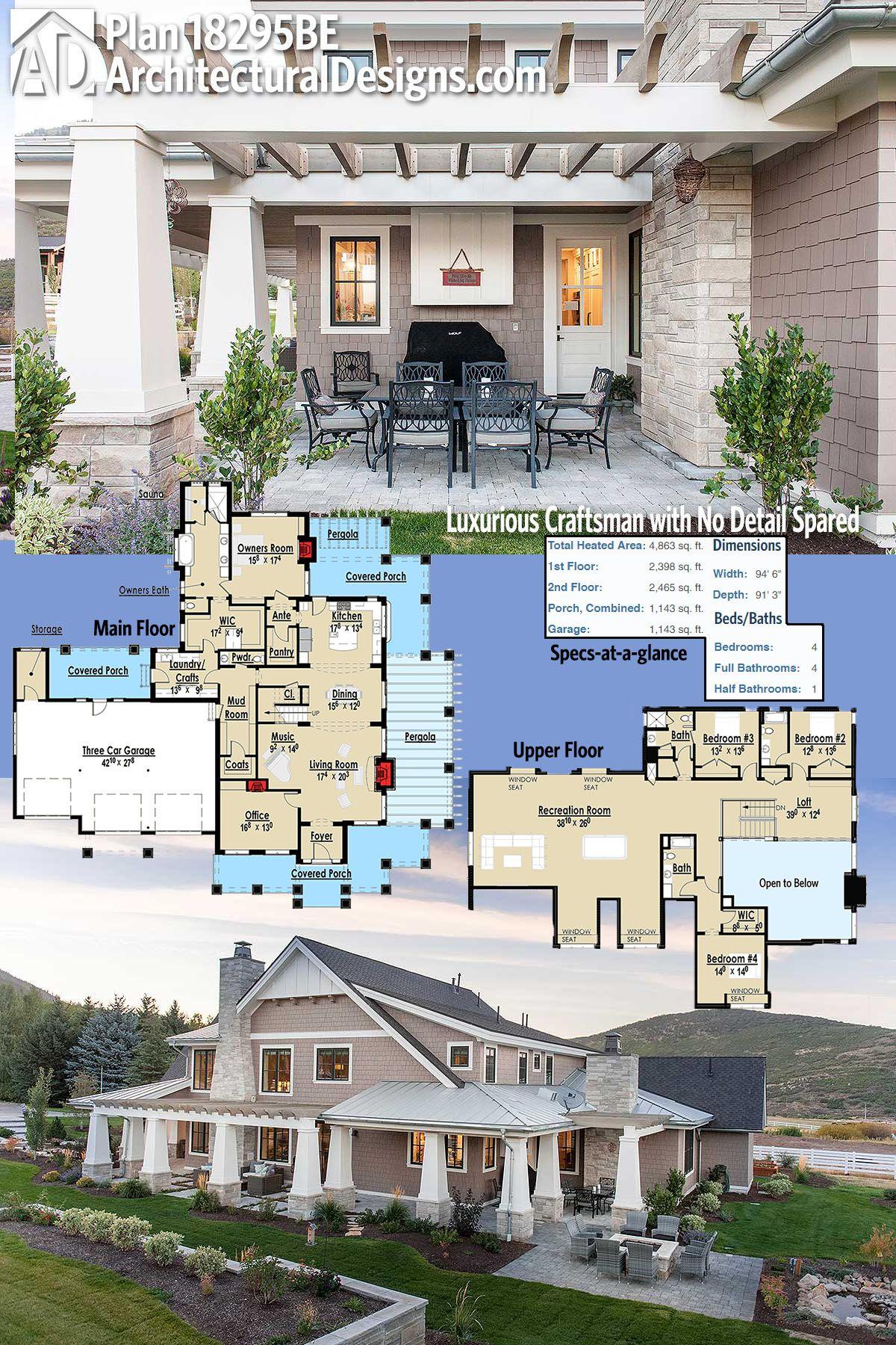 plan 85071ms: sensational prairie style house plan   prairie style