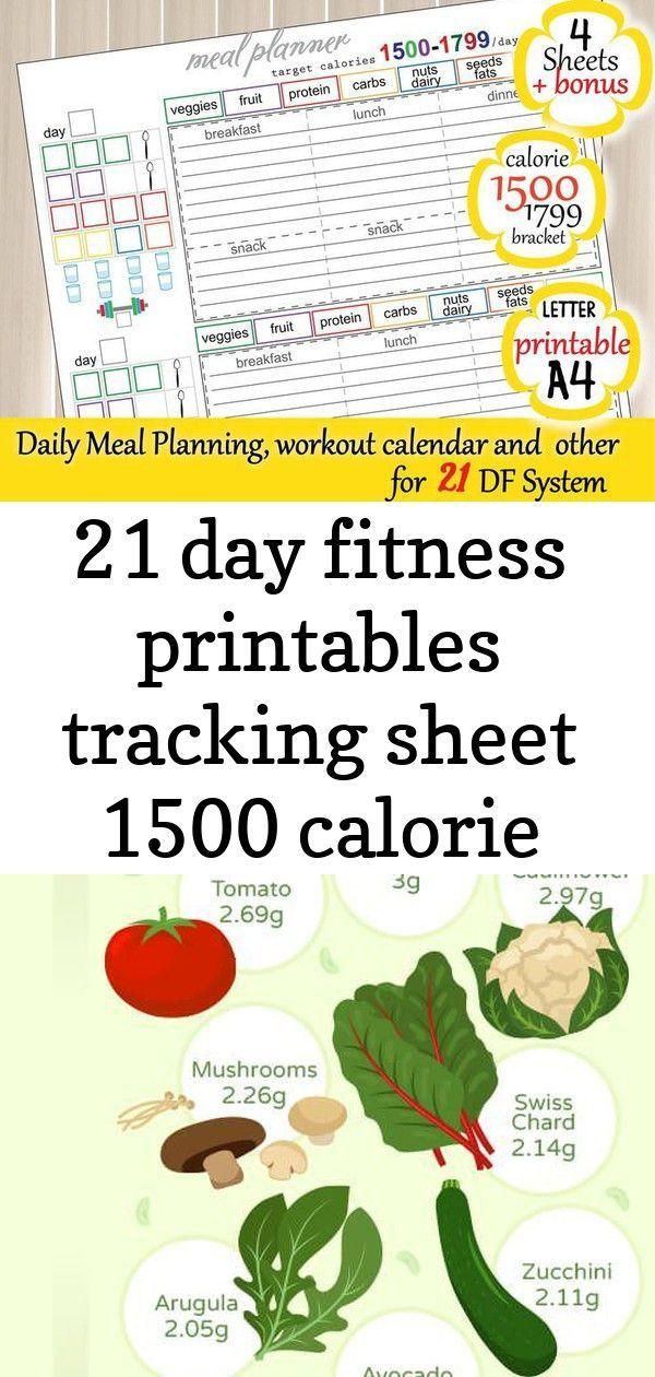#bracket #calendar #calorie #day #fitness #meal #Planner #Printables #sheet #shoppi #tracking #worko...