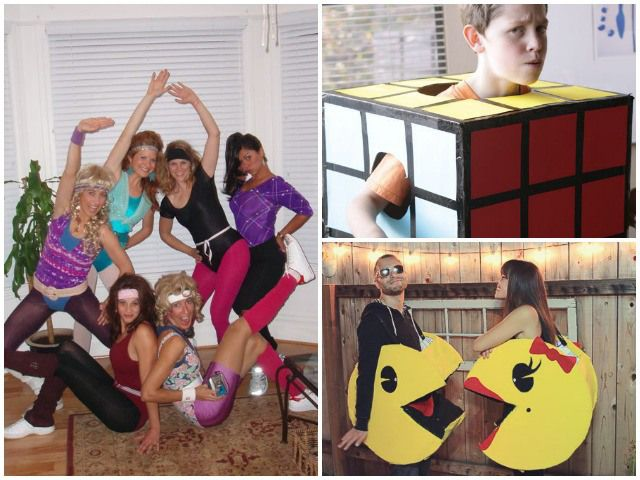 Throwback Halloween costumes! Revisit the \'90s with these ...
