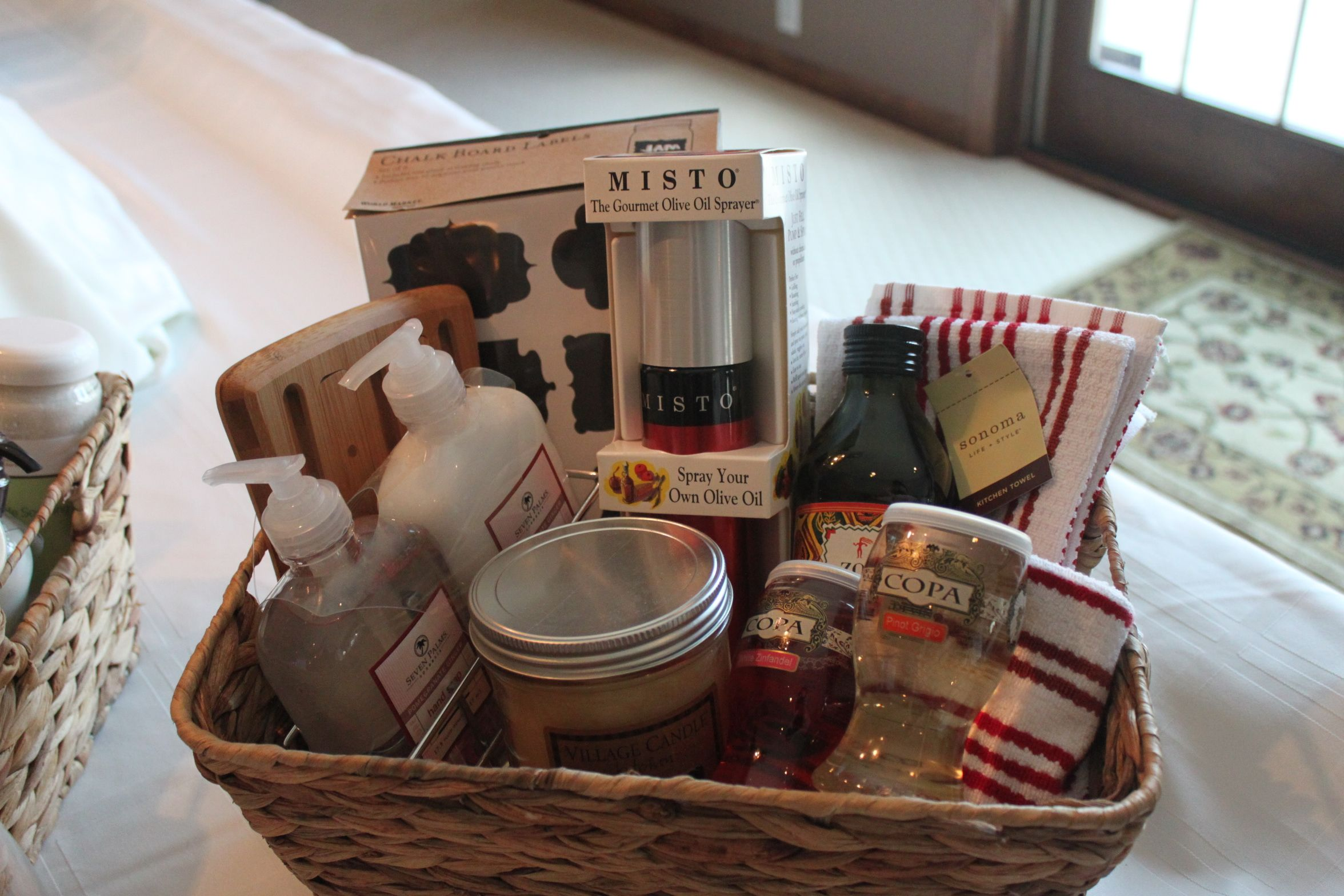 Websentials And Design A Little Peanut Is Coming Homemade Gift Baskets Raffle Baskets Themed Gift Baskets