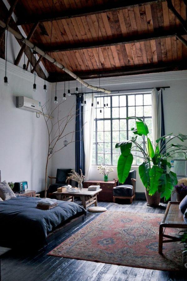 La Plante Verte D'Intérieur - Archzine.Fr | Bedrooms, Interiors