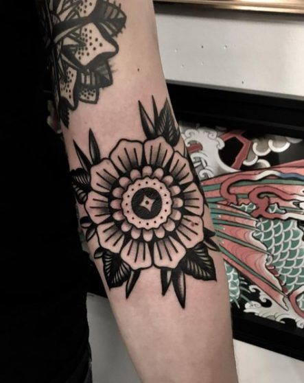 60 Super ideas tattoo mandala old school all seeing eye