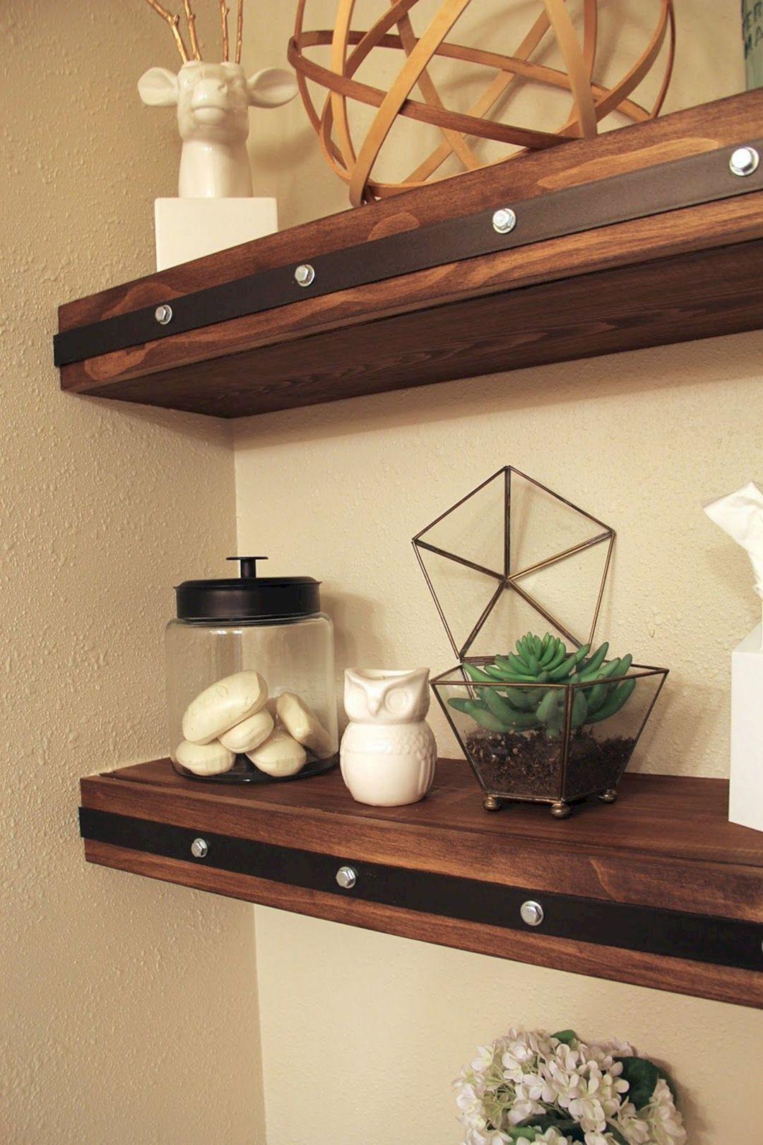 22 memorable diy floating storage design ideas for your