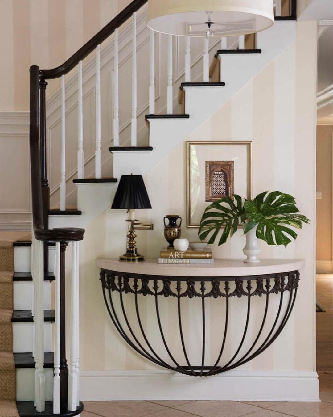 Stunning deco inspired entry featurex ideas para el hogar en