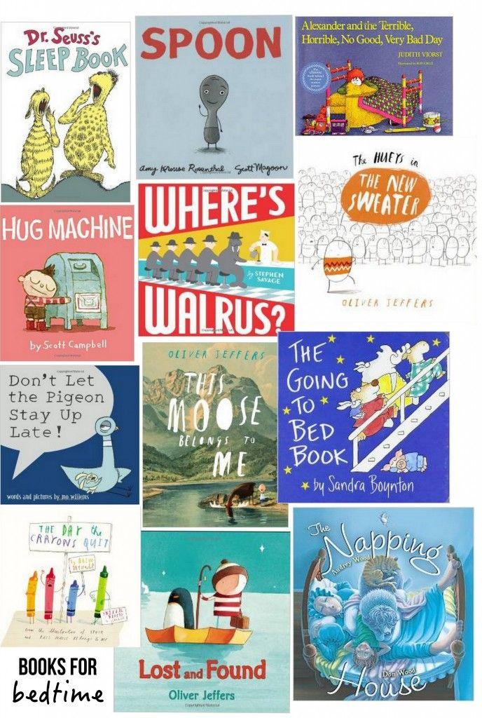 Favorite Bedtime Books | Littles | Books, Childrens books, Book