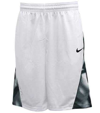 more photos f2824 c8e24 NIKE Elite Posterize Shorts 白