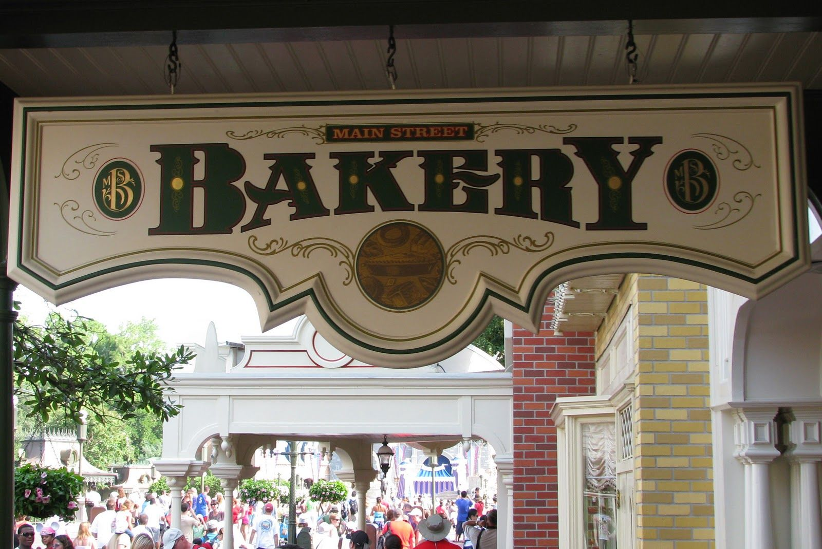main street bakery disney world Disney World Dining Main Street