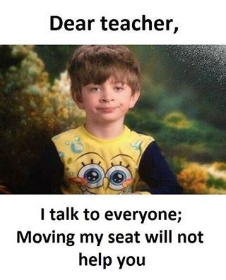 Image result for funny memes about school | Memes | Funny ...