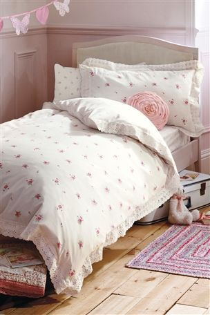Buy Ditsy Bed Set From The Next Uk Online Shop Wantt This Bedset So Badly Childrens Bedroom Furniture Kids Bedroom Furniture Childrens Bedrooms