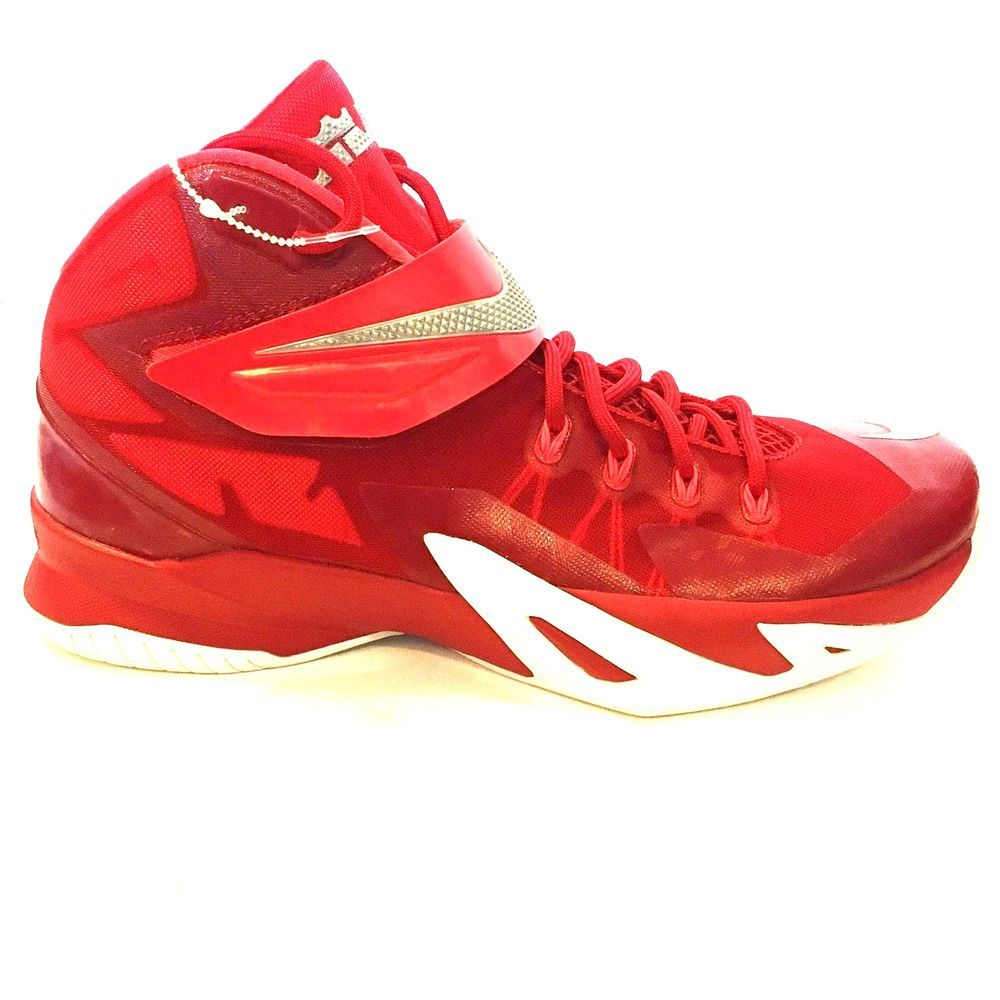 b3e923c86a3e Lebron 8 Zoom Soldier VIII TB 653648-606 LBJ NIKE BVTN ISS S-8 TM NEW MEN  11.5  Nike  AthleticSneakers