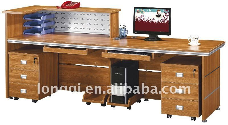 modern wooden office counter desk buy wooden. Modern Fashion High Quality Wooden With Aluminum Office Reception Table Hotel Counter Shop Desk Buy
