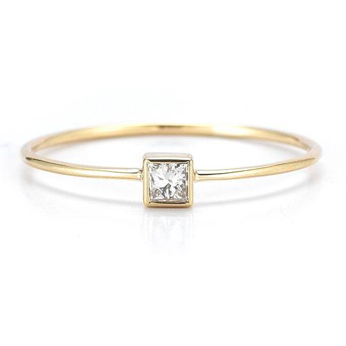 Vale Jewelry Princess Cut Diamond Ring