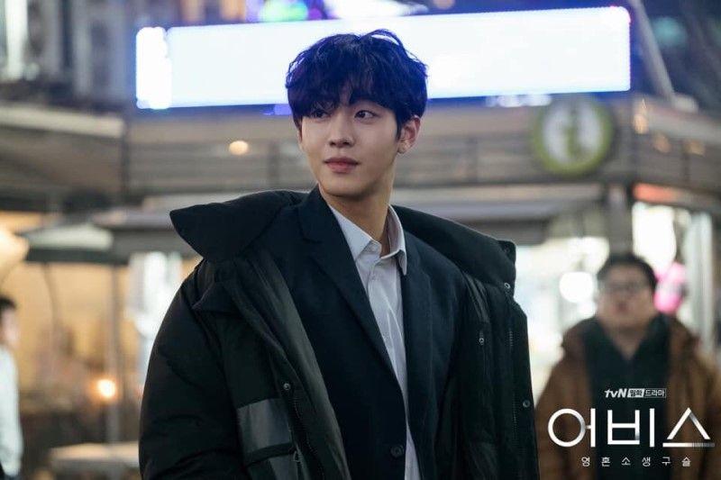 어비스 안효섭 차민 캡쳐, 촬영사진 : 네이버 블로그   배우, 연예인, 한국 배우