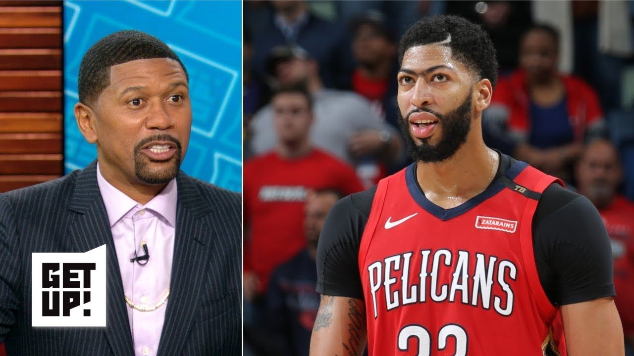 A Lakers Trade For Anthony Davis Wouldn T Be Fair Value For Pelicans Jalen Rose Get Up With Images Anthony Davis Brandon Ingram Lakers