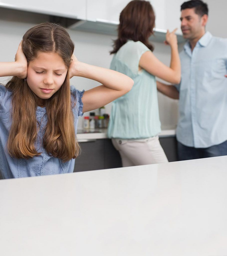 10 Side Effects Of Divorce On Children #divorce