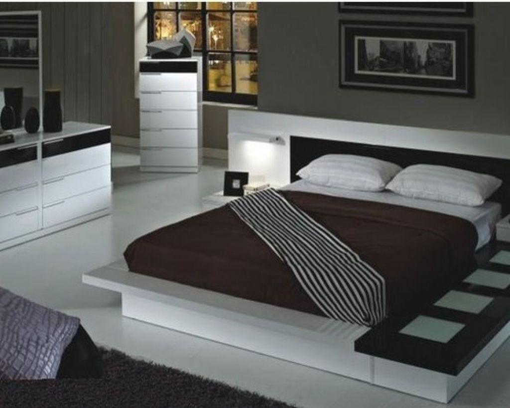 Schlafzimmer Möbel Designer Bett modern, Modernes
