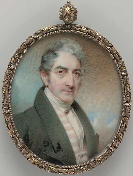James Bogert, Jr. Henry Inman (American, Utica, New York 1801–1846 New York) Date: ca. 1835 Medium: Watercolor on ivory (miniature)
