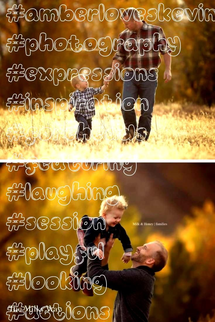 photography posing ideas for dad and kids | Here's a little bit of inspiration for your next family photo session – featuring the dads! I like to get a variety of poses, expressions, actions. I will get them to look at the camera, but then have ones when they are touch foreheads, looking at each other, laughing. I find that this part of t