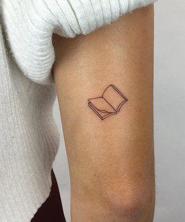 22 Oh-So-Tiny Tattoos We Love