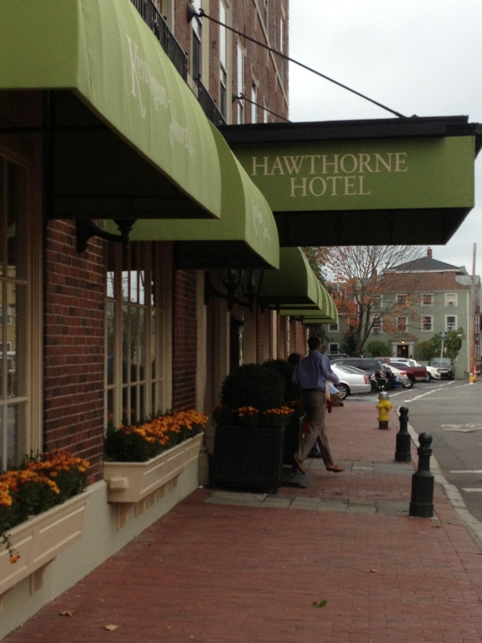 Hawthorne Hotel, Salem, MA   Halloween   Pinterest