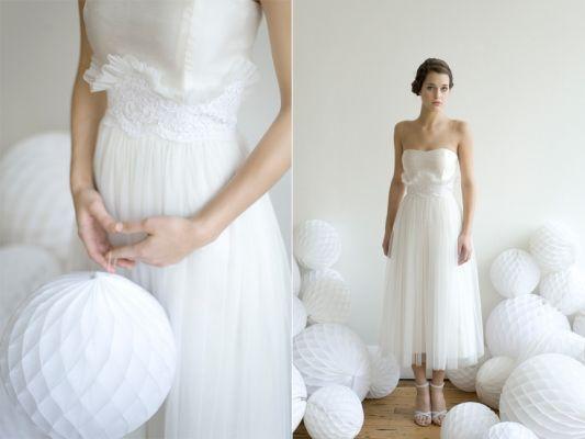 elizabeth dye: giselle gown
