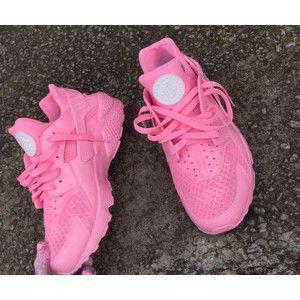 4a887c26ebb03 Warm Autumn-Pink Nike Air Huarache Pink Huarache Nike Huarache Pink Unisex  Pink Huarache