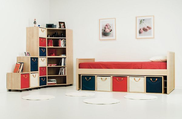 Bedroom Storage Containers Home Design