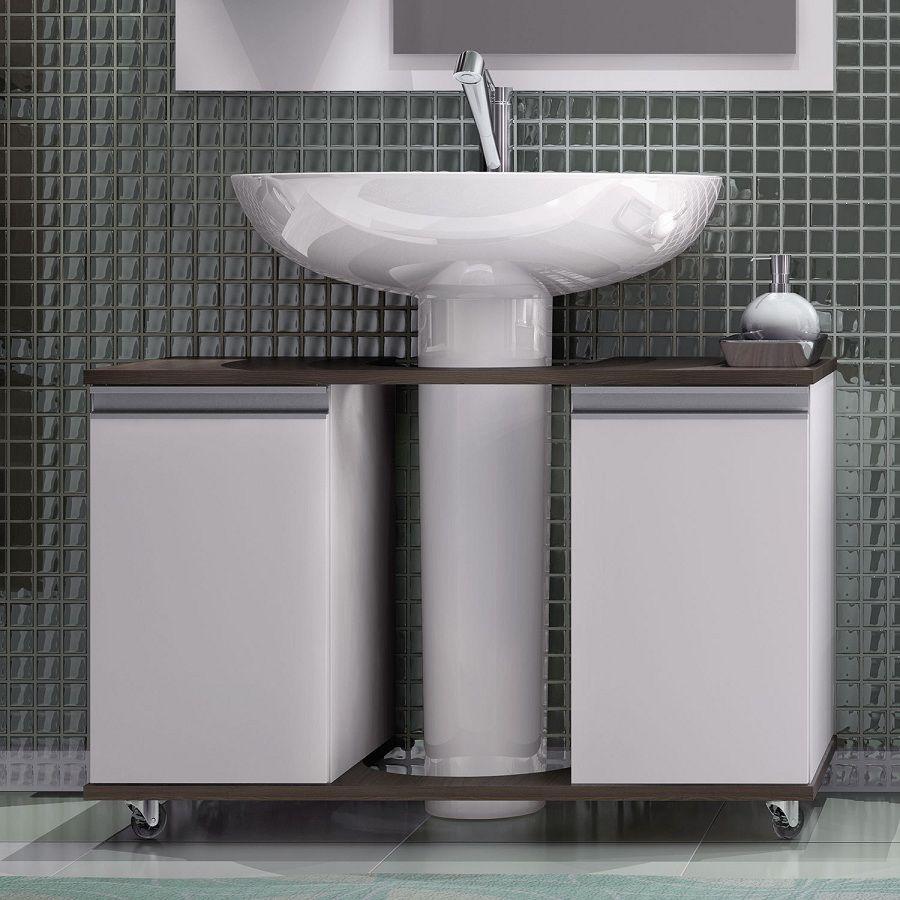 Modelos De Pias Para Banheiro Com Armario Com Imagens Pias De