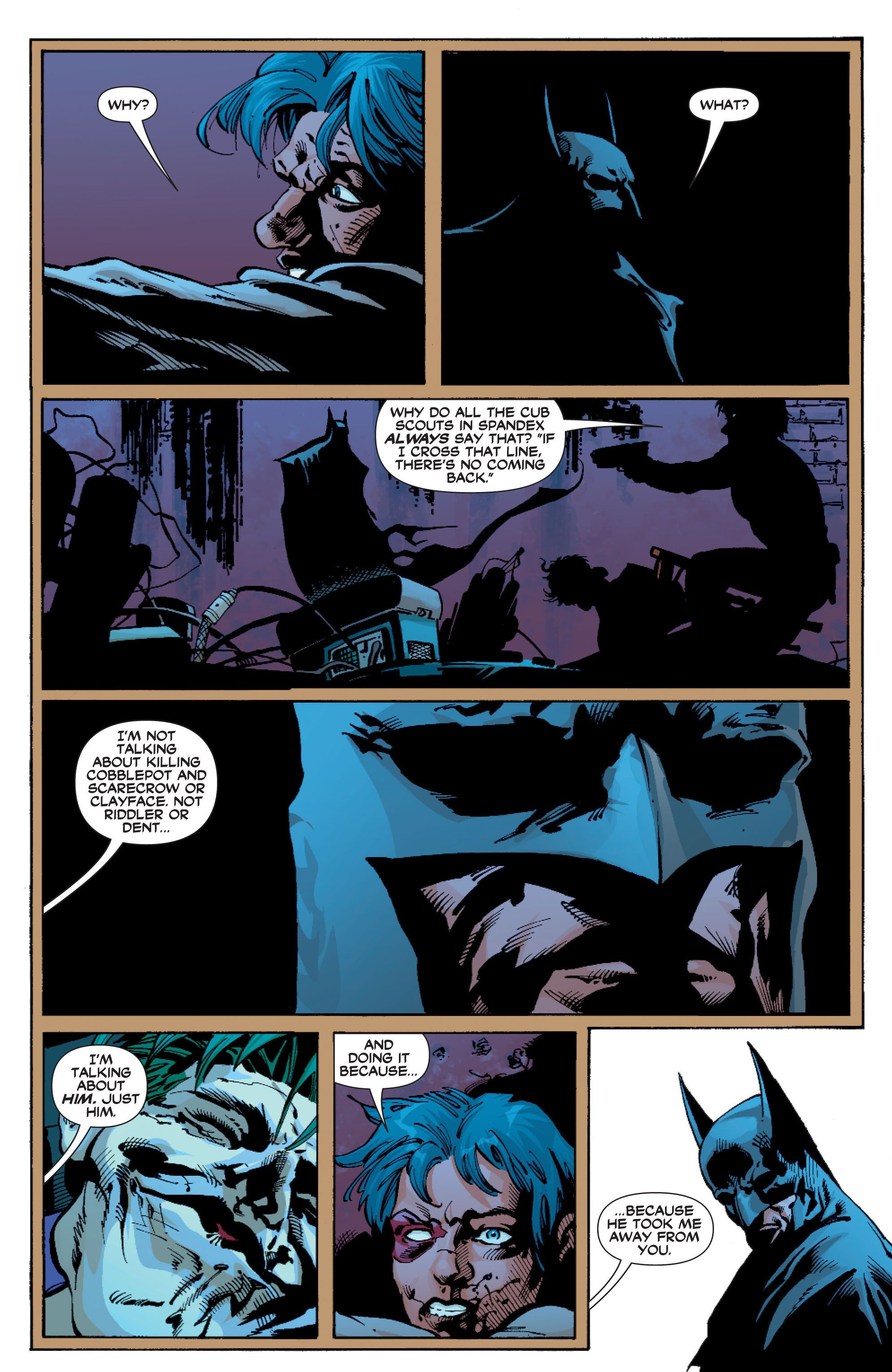 Batman: Under The Red Hood Full - Read Batman: Under The Red Hood Full comic  online in high… | Batman comic art, Batman and superman, Jason todd