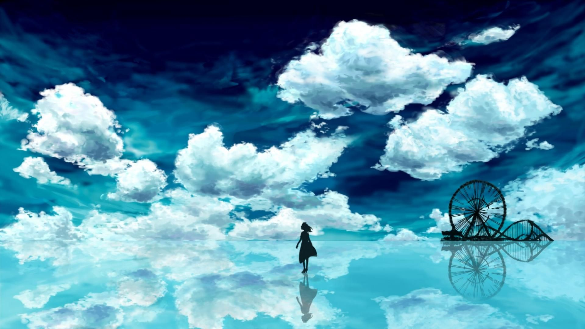 More Discrete Anime Wallpapers Anime Scenery Anime Scenery Wallpaper Scenery Wallpaper