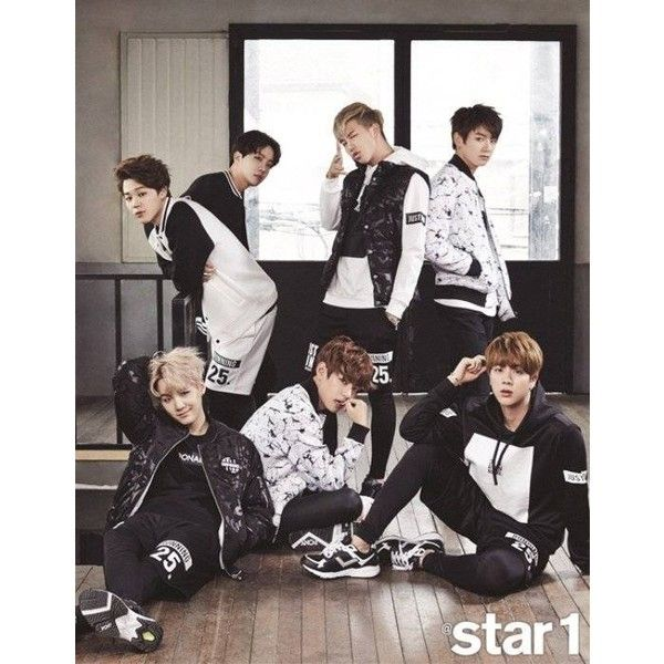 Check Out The Rest Of Bts Swag Photoshoot With Star1